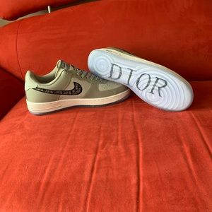 Custom Air Force Ones 1s Size 10